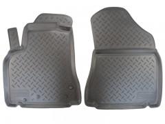 Коврики в салон для Citroen Berlingo '08- полиуретановые, черные (Nor-Plast) передние