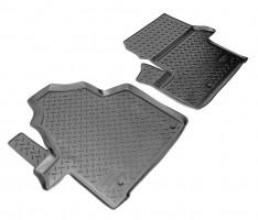 Коврики в салон для Volkswagen Crafter '06-16 полиуретановые (Nor-Plast)