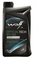 Масло трансмиссионное Wolf Officialtech ATF MB 1 л.