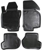 Коврики в салон для Volkswagen Jetta V '06-10 полиуретановые (Nor-Plast)