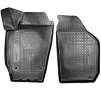 Коврики в салон для Skoda Roomster '07- полиуретановые передние (Nor-Plast)