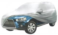 Тент автомобильный для джипа Milex JEEP PEVA+PP Cotton XXL (+ зеркало и замок)
