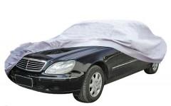 Тент автомобильный для седана Milex PEVA+PP Cotton М (+ зеркало и замок)