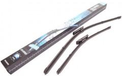 Щетки стеклоочистителя бескаркасные Oximo 600 и 550 мм. (к-кт) WD400450
