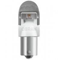 Автомобильная лампочка Osram LEDriving Premium Amber PY21W, BAU15s, 2W 12V (2шт.)