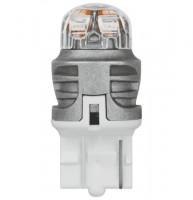 Автомобильная лампочка Osram LEDriving Premium Red W21W, W3x16d, 1.5W 12V (2шт.)