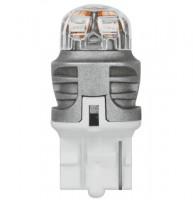Автомобильная лампочка Osram LEDriving Premium Amber WY21W, W3x16d, 1.5W 12V (2шт.)