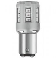 Автомобильная лампочка Osram LEDriving Standard Red PR21/5W, BAY15d, 3W 12V (2шт.)
