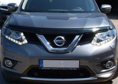 Дефлектор капота для Nissan X-Trail (T32) с 2014 (EGR)