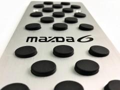 Фото 3 - Накладки на педали Mazda 6 АКПП 3 шт. (J-tec)