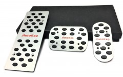 Накладки на педали Mazda AutoExe АКПП 3 шт. (J-tec)