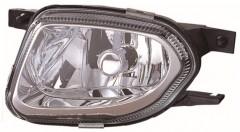 Противотуманная фара для Mercedes Sprinter 2006 - 2012 левая, темная хром. (DEPO)