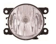 Противотуманная фара для Renault Logan 2009 - 2012 левая/правая (DEPO)