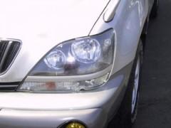 Защита фар для Lexus RX '03-08 прозрачная 2 шт. (EGR)