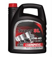 Chempioil Super SL 10W40 металл (4 л)