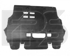 Защита двигателя для Citroen C4 с 2011 (FPS)