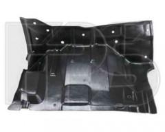 Защита двигателя для Mitsubishi Outlander XL 2007 - 2012, правая (FPS)