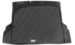 Коврик в багажник для Ravon R4 с 2016, резино/пластиковый (Lada Locker)