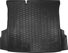 Коврик в багажник для Ravon R4 с 2016 резиновый (AVTO-Gumm)