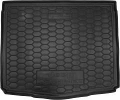 Коврик в багажник для Jeep Renegade с 2016, нижний, резиновый (AVTO-Gumm)