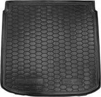 Коврик в багажник для Seat Altea XL 2007 - 2015, нижний, резиновый (AVTO-Gumm)