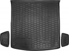 Коврик в багажник для Skoda Kodiaq с 2017, 5 мест, резиновый (AVTO-Gumm)