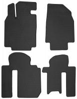Коврики в салон для Mazda CX-9 '08 - 16 резиновые, черные (Stingray)