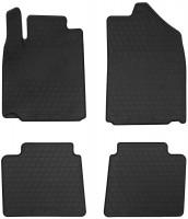 Коврики в салон для Lexus ES 350 2006 - 2012 резиновые, черные (Stingray)