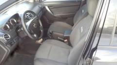Подлокотник ArmRest для Chevrolet Aveo T250 2006 - 2011 (черный)