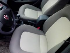 Подлокотник ArmRest для Fiat Linea 2007 - 2015 (черный)