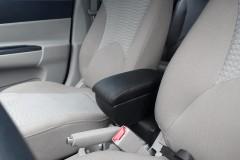 Подлокотник ArmRest для Hyundai Accent 2006 - 2010 с регулятором спинки справа (черный)