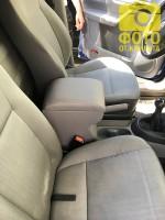 ArmRest (Украина) Подлокотник ArmRest для Volkswagen Caddy 2004 - 2015 (серый)