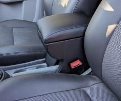 Подлокотник ArmRest для Volkswagen Caddy 2004 - 2015 (черный)