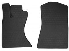 Коврики в салон передние для Lexus GS '05-12, 4WD резиновые, черные (Stingray)