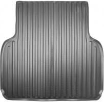 Коврик в багажник для Mitsubishi L200 с 2016 (короткая база), полиуретановый (NorPlast) черный