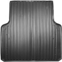 Коврик в багажник для Mitsubishi L200 с 2016 (длинная база), полиуретановый (NorPlast) черный