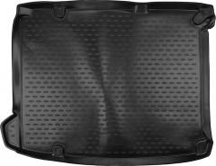 Коврик в багажник для Citroen DS4 с 2011 хетчбэк, с саб., полиуретановый (Novline / Element)
