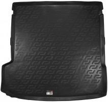 Коврик в багажник для Volvo XC 90 с 2015 резиновый (Lada Locker)