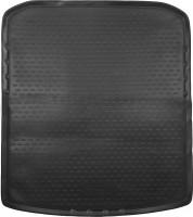 Коврик в багажник для Skoda Superb с 2015, полиуретановый (Novline / Element) черный