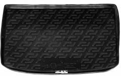 Коврик в багажник для Seat Altea / Freetrack 2007 - 2015 (кроме Altea XL), верхний, резино/пластиковый (Lada Locker)