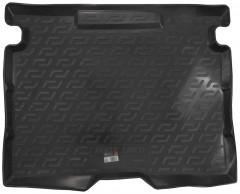 Коврик в багажник для Renault Kangoo Multix с 2013 резиновый (Lada Locker)