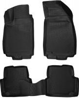 Коврики в салон для Chevrolet Cobalt с 2012 полиуретановые (L.Locker)