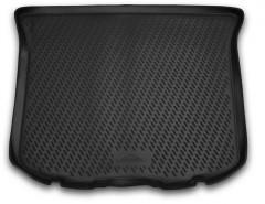 Коврик в багажник для Ford Edge '06-16, полиуретановый (Novline / Element) черный