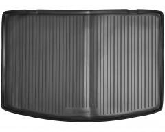 Коврик в багажник для Mazda CX-3 с 2015 верхний, полиуретановый (Novline / Element) черный