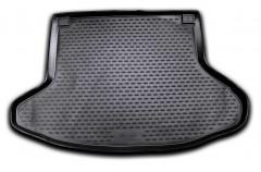 Коврик в багажник для Toyota Prius '03-09 полиуретановый (Novline / Element) черный