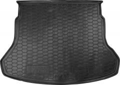 Коврик в багажник для Hyundai Accent с 2017 седан резиновый (AVTO-Gumm)