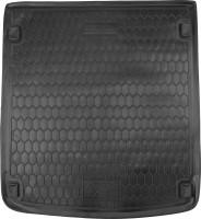 Коврик в багажник для Audi A6 с 2014 универсал резиновый (AVTO-Gumm)
