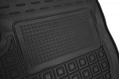 Фото 7 - Коврики в салон для Chery Tiggo 2 c 2016 резиновые, черные (AVTO-Gumm)