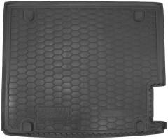Коврик в багажник для BMW X3 F25 2010 - 2017 резиновый (AVTO-Gumm)
