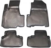 Коврики в салон для Honda CR-V '06-12 полиуретановые (L.Locker) с сабв.